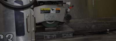 面粗度の記号と加工方法
