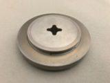 超硬ワイヤーカット品(上下異形状)