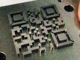ワイヤーカット放電加工品(プレス金型)